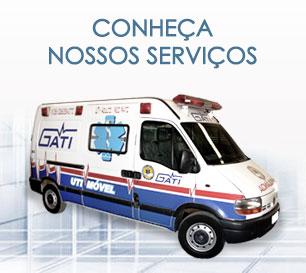 Conheça os serviços oferecidos pelo GATI